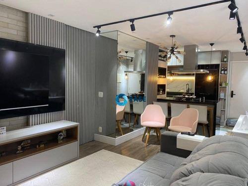 Imagem 1 de 28 de Apartamento Com 2 Dormitórios À Venda, 82 M² Por R$ 1.220.000,00 - Vila Mariana - São Paulo/sp - Ap12739