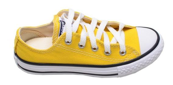 Tênis Casual All Star Converse Amarelo