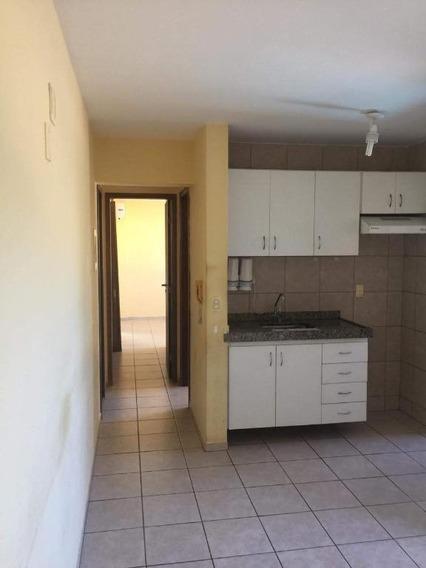 Apartamento Em Ponta Negra, Natal/rn De 58m² 2 Quartos À Venda Por R$ 160.000,00 - Ap400123