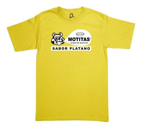 Playera Chicles Motitas - Adams