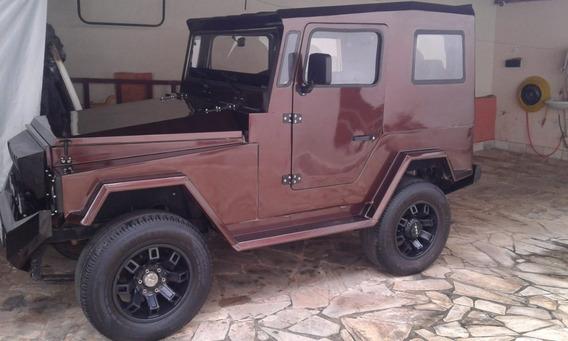 Jeep Javali Vendo Ou Troco Por Caminhonete