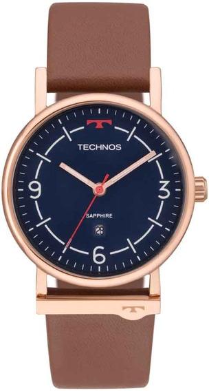 Relógio Technos Classic Slim 9t13aa/2a
