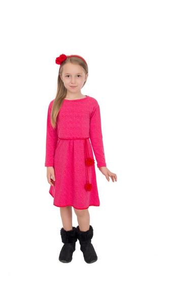 Vestido Nena/niña Invierno Chito La Boca