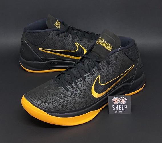 Tênis Nike Kobe A.d Black Mamba