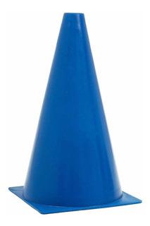 Mini Cone Agilidade 23 Cm C/ 6 Unidades Demarcatório Esporte