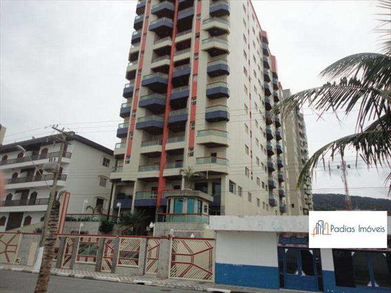 Apartamento Com 1 Dorm, Centro, Mongaguá - R$ 250 Mil, Cod: 13808 - V13808