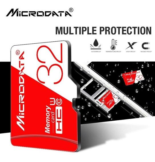 Cartão Microsd 32gb Classe 10 + Adaptador Sd