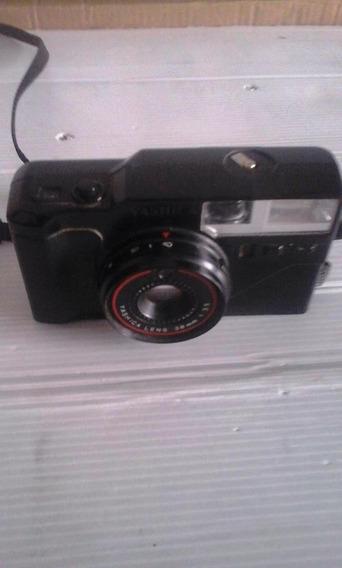 Camera Fotográfica Yashica Mf-motor 38mm