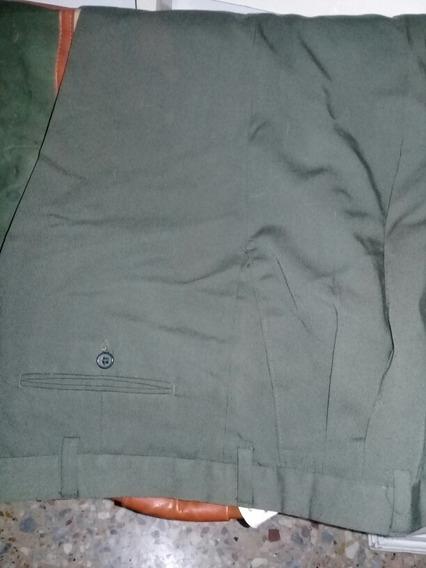 Pantalon De Hombre Abrigado Talle 44/46