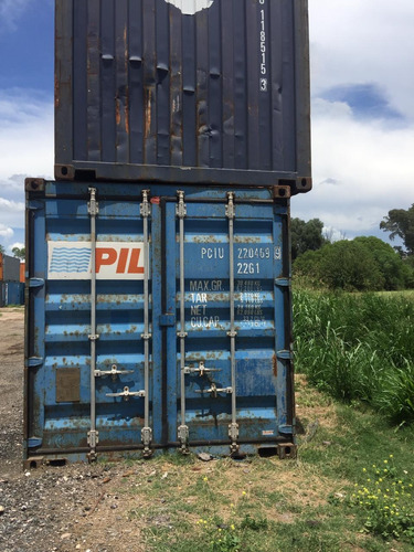 Contenedores Marítimos Containers  Seco 40' Hc
