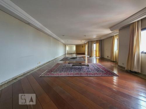 Apartamento À Venda - Bosque Da Saúde, 6 Quartos,  560 - S893080306