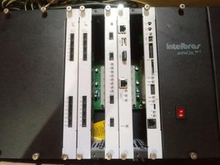 Pabx Intelbras 94 Rack