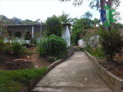 Chácara Com 2 Dormitórios À Venda, 873 M² Por R$ 220.000,00 - Veraneio Irajá - Jacareí/sp - Ch0053