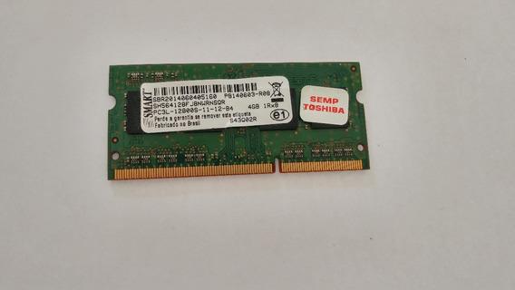 Memoria 4gb Pc3l 10600 Smart Sti Ni 1401,1402,1403 Original