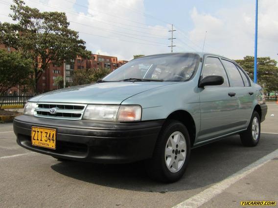 Toyota Tercel 1300 Cc Mt