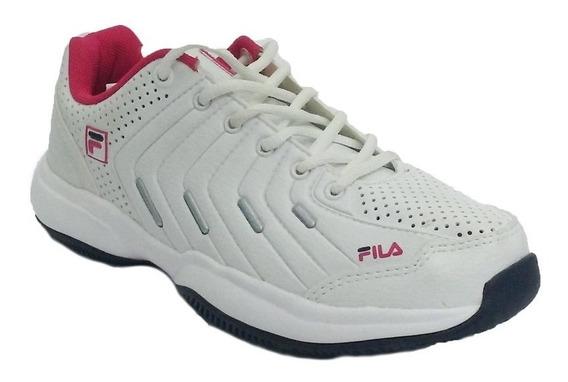 Zapatillas Fila Mujer Lugano 5.0 - 753332