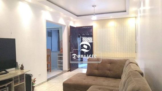 Sobrado Com 3 Dormitórios À Venda, 105 M² Por R$ 450.000 - Vila Helena - Santo André/sp - So2727
