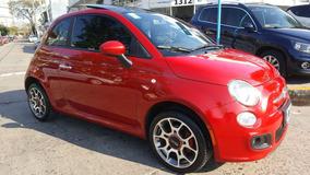 Fiat 500 2012 Sport Bosse