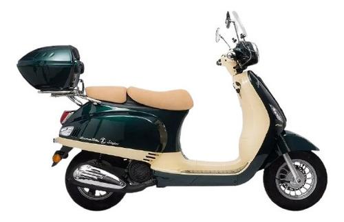 Moto Scooter Styler Exclusive Vintage 125cc Zanella 0km