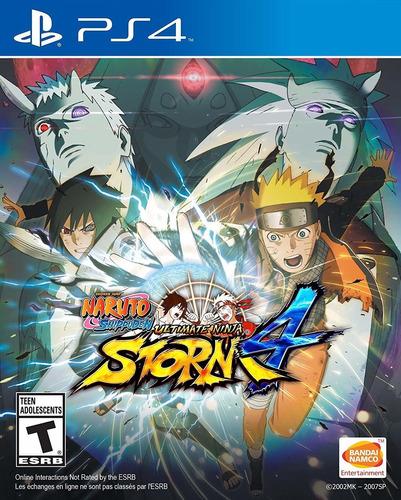 Imagen 1 de 10 de Juego Naruto Shippuden -  Banday Namco -  Playstation 4