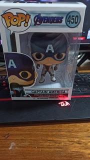 Capitán América Funko Pop (copia)