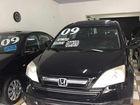 Honda Cr-v 2.0 Exl 4x4 Aut. - 2009 Com Teto