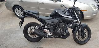 Yamaha Mt 03 Ano 2019 C\abs Zerada