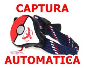 Pokemon Go Plus Nintendo Original Automático Time Vermelho