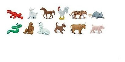 Imagen 1 de 2 de Supertoob: Zodiaco Chino