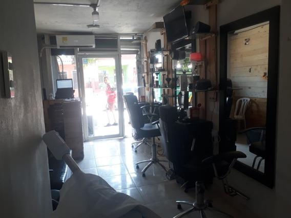Vendo Barberia Con Buena Ubicacion