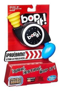 Bop It Micro Juego Original Hasbro Jlt B0639 La Torre