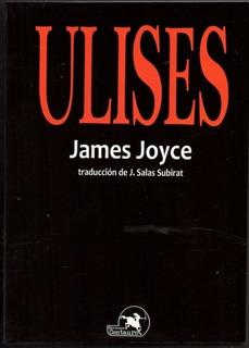 Ulises, James Joyce, Ed. Centauro