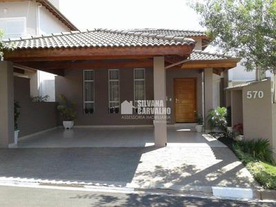 Casa À Venda No Condomínio Aldeia De España Em Itu. - Ca6517