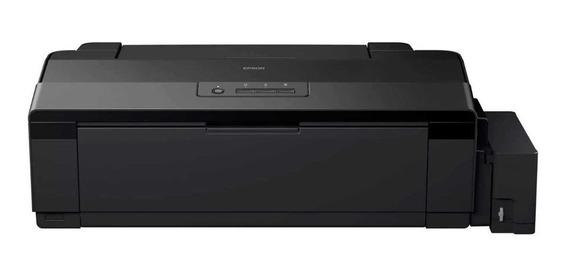 Impressora a cor Epson EcoTank L1300 110V preta