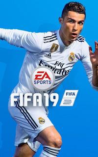 Cristiano Ronaldo Fifa 19 - Posters Adhesivos Gigantes