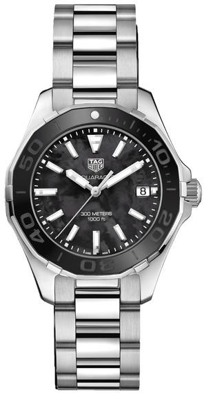 Reloj Tag Heuer Aquaracer A Inox Plata Mujer Way131k.ba0748
