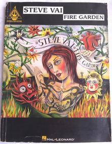 Songbook Steve Vai Fire Garden (guitar Recorded Versions)