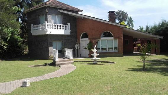 Dño. Vende Casa Country Pilar U$s 433.000. Permut, Financio