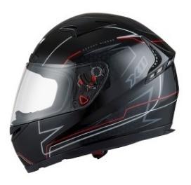Capacete Moto, Motociclista X11 Volt Preto