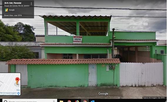 Casa Em Chácaras Rio-petrópolis, Duque De Caxias/rj De 130m² 2 Quartos À Venda Por R$ 270.000,00 - Ca322701