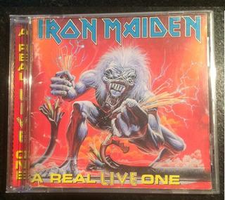 Cd De Iron Maiden Rock