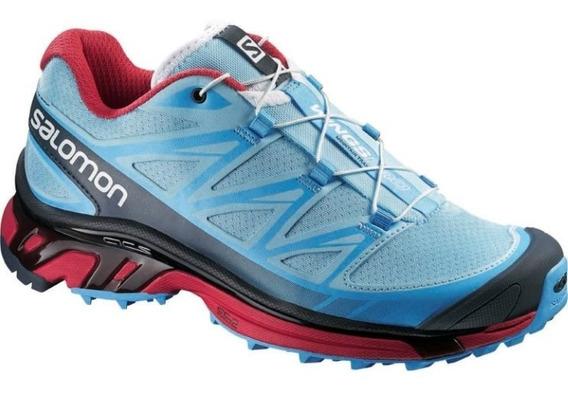 Zapatillas Mujer Salomon - Wings Pro - Trail Running