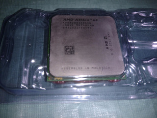 Cpu Amd Athlon 64 2.0 Ghz 3200+
