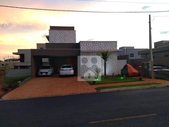 Casa Com 3 Dormitórios À Venda, 158 M² Por R$ 980.000,00 - Quinta Do Bosque - Ribeirão Preto/sp - Ca0417