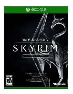 Skyrim Special Edition Xbox One Disco Físico Envío Gratis!