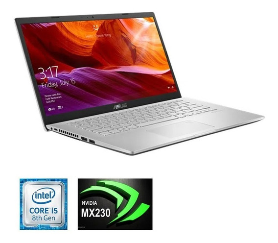 Portátil Asus X409fj-bv070-core I5 Ssd 512gb 12gb Video 2gb
