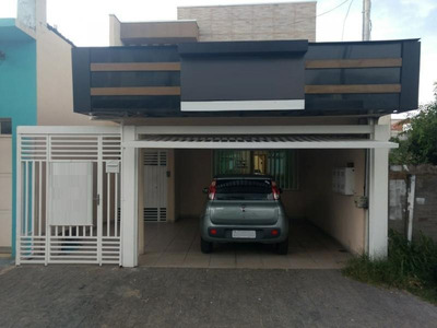 Casa Para Locação Em Guarulhos, Vila Endres, 4 Dormitórios, 1 Banheiro, 1 Vaga - Ca0887