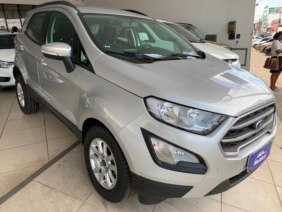 Ecosport Se 1.5 Automático Mod. 2018 Emplacado 2019 Na Bahia