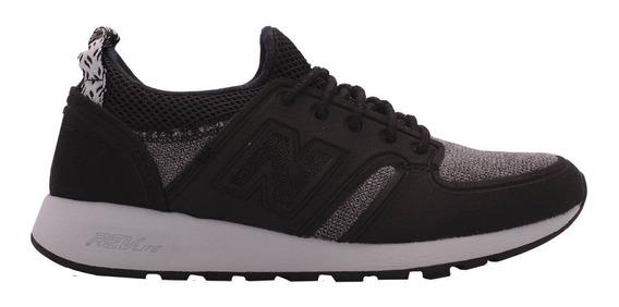 Zapatillas New Balance 420 Dama - Negro Gris