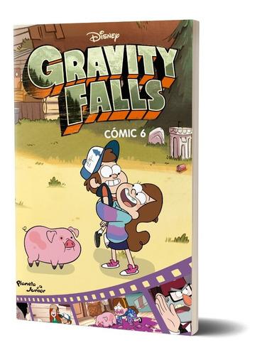Imagen 1 de 6 de Gravity Falls. Cómic 6 Disney Planeta Junior